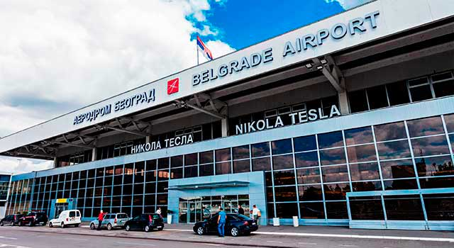 Belgrade Airport (IATA: BEG) is the main airport in Serbia.